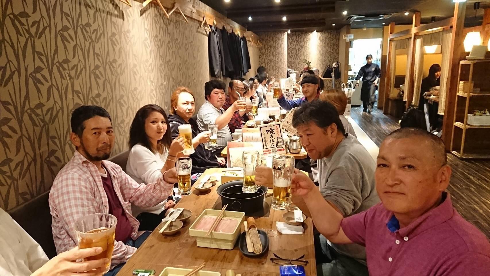 埼玉で食事会